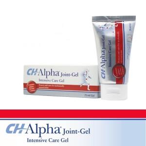 CH Alpha Gel foto krabicka a tuba 75 ml